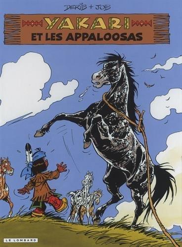 Yakari - tome 31 - Yakari et les appaloosas