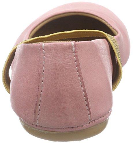 Bisgaard Mädchen Ballerina Geschlossene Ballerinas Pink (11 Bubblegum)