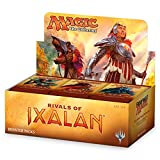 Magic The Gathering MTG-Rix-BD-en rivali di Ixalan Booster Display Box da 36 Pacchetti