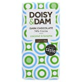 Doisy & Dam | Coconut & Lucuma Bar | 2 x 25g (UK) by Doisy & Dam