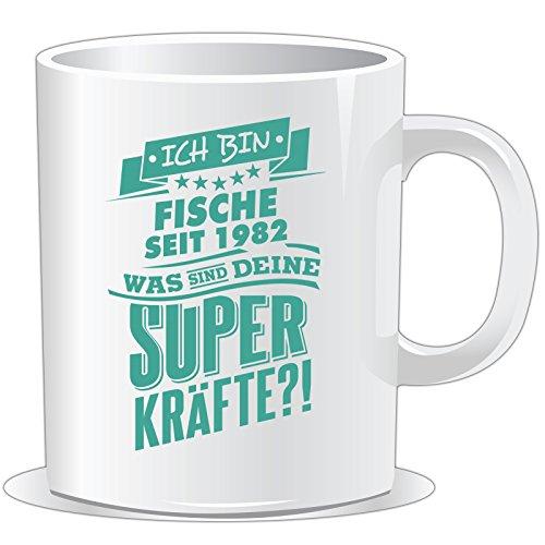 51fyN3T7L3L Sternzeichen Fische Kaffeetasse Becher Tasse