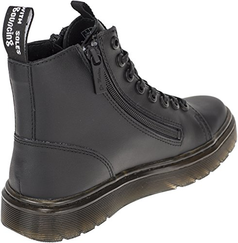 Dr. Martens Unisex Schuhe Talib Zip Schnürstiefel Boots Combat Boot Schwarz