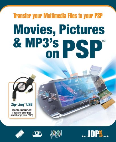 Movies, Pictures & MP3 on PSP (PC) [Import] - Mp3 Psp