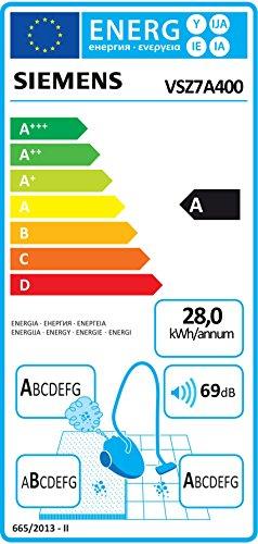 Siemens Z 7.0 Bodenstaubsauger mit Beutel VSZ7A400 kaufen  Bild 1*