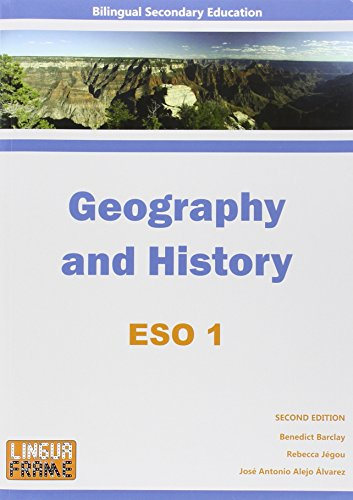 Geography and History, ESO 1 Andalusia - 9788494470042