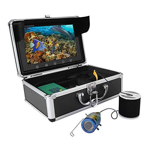 10in 30M 1000 Unterwassersonar-Fischen-Kamera für das EIS- / See- / Fluss-Fischen(EU)