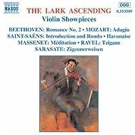 Lark Ascending (The): Violin Showpieces