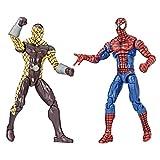 Spider-Man Marvel Legends e Shocker figure, confezione da 2