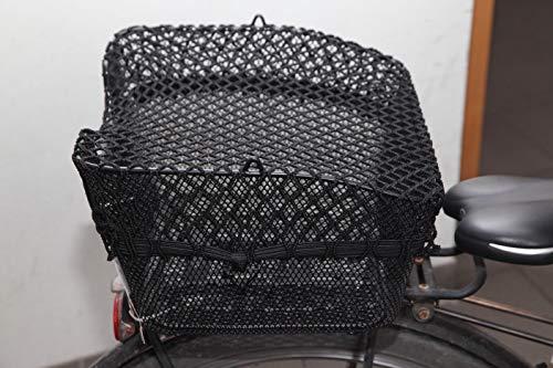 B\'TWIN Fahrrad-Gepäcknetz Größe M/L