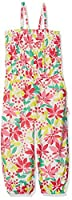 Kite Girl's Tropical Jumpsuit Dungarees, Multicoloured, 10-11 Years
