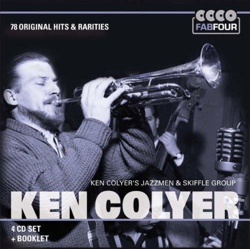 Ken Colyer's Jazzmen & Skiffle Group - 78 Original Hits & Rarities