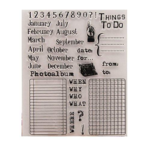 Office & School Supplies 60*44 Cm Monatliche Planer Tafel Wand Aufkleber Home Dekorationen Bord Tafel Monatliche Planer Aufkleber Zeitplan Lange Lebensdauer