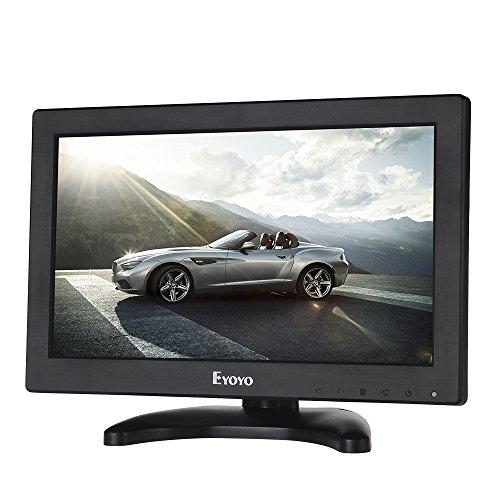 Eyoyo HDMI HD Monitor 11.6 Zoll TFT LCD CCTV Farben Bildschirm mit AV / HDMI / BNC / VGA Funktion Für Auto/ DSLR/ PC/ DVD/ Auto-Rückspiegel-Kamera
