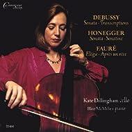 Debussy, Honegger, Fauré