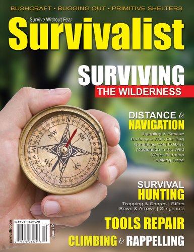 Survivalist Magazine Issue #12 - Bushcraft & Wilderness Survival (English Edition)
