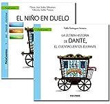 Guía: El niño en duelo + Cuento: La última historia de Dante, el cuentacuentos elefante (Psicocuentos)