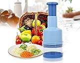 Nueva cocina pulsar alimentos chopper cortador Slicer Peeler Dicer vegetal, cebolla, ajo, bebé alimentos verduras picadora excelente herramienta de cocina para comida preparación