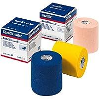BSN Gazofix Bandage, 4 m x 8 cm, neutral, 10 Stück preisvergleich bei billige-tabletten.eu