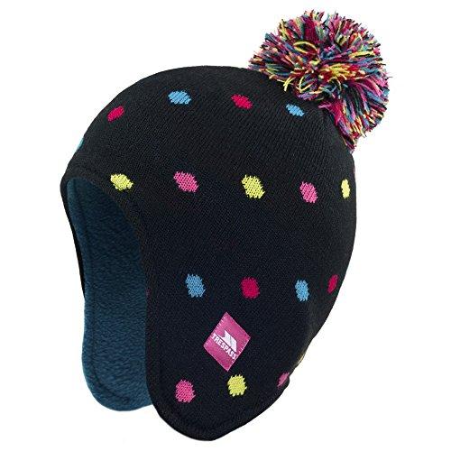 Trespass Childrens Girls ROSI Knitted Winter Hat