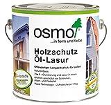 Osmo-Color Holzschutz-ÖL-Lasur 2,500 L