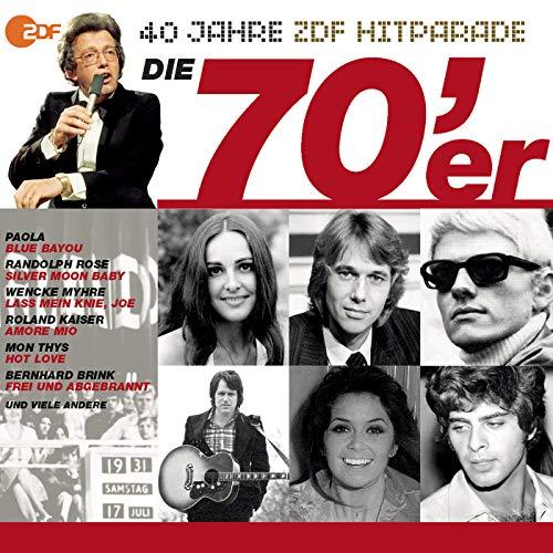 Die 70er - Das Beste aus 40 Jahren Hitparade, Musik zur Mottoparty