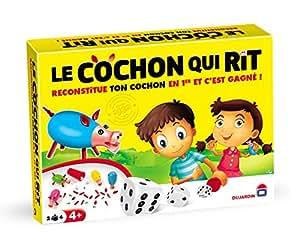 Dujardin - Cochon Qui Rit - Jeu de société - 2 a 4 joueurs