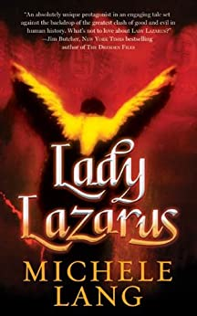 Lady Lazarus by [Lang, Michele]