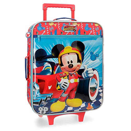 Mickey Winner Cabin Trolley