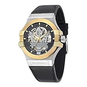 Reloj para Hombre, Colección Potenza, de Acero, Cuero – R8821108037