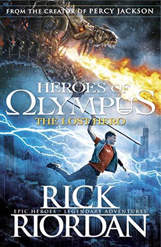 The Lost Hero (Heroes of Olympus Book 1) Cover Image