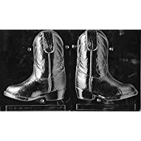 Cybrtrayd bun-k016K080'2-teilig Cowboy Stiefel und hat Schokolade Formen HXzsa5tacL