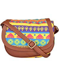 All Things Sundar Women Sling Bag / Cross Body Bag - S01 - 80Y