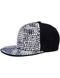 COMVIP Fashion Damen Herren Hip-pop Mütze Baseballmütze Baseball Cap