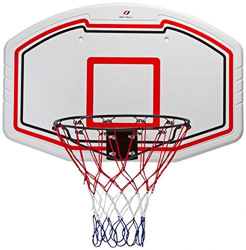 Pro Touch Basketball Set-71685100001 Badminton Board, Weiß/Schw/Rot, 1