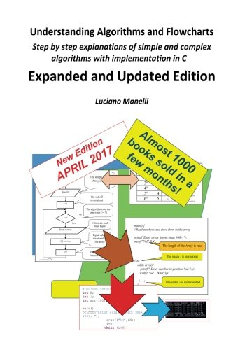 Understanding Algorithms and Flowcharts: Step by Step Explanations of Simple and Complex Algorithms With Implementation in C: Volume 1 (Fundamentals of Modern Information Technology)