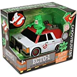 Model Car ECTO-1 with SLIMER GHOSTBUSTERS with MUSIC and LIGHTS 16cm Original Official