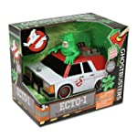Ghostbusters ECTO-1 Vehicle and Slime...