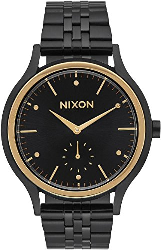 Nixon Women's Analogue Quartz Watch with Stainless Steel Strap A994-010-00