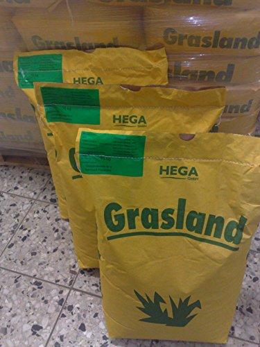 Hega Rasensaat-Mischung für intensives Grünland ohne Klee