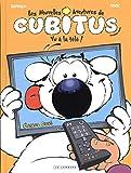 Les nouvelles aventures de Cubitus v.12, Vu à la télé !