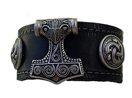 lederarmband-thors-hammer-mit-trischel-farbe-schwarz