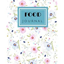 Food Journal: 90 Day Food Journal, Exercise Tracker, and diet challenge to Help You Become the new look