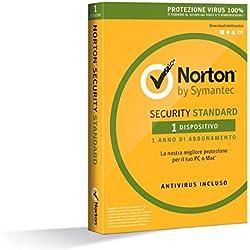 Norton Security Standard 2018 - 1 dispositivo, 1 anno