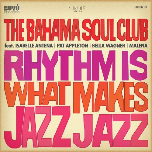Rhythm Is What Makes Jazz Jazz