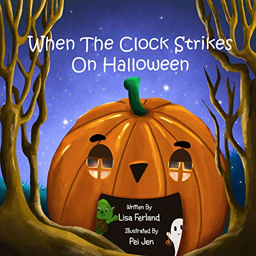 When the Clock Strikes on Halloween (English Edition)