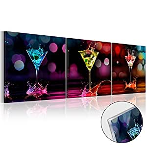 murando acrylglasbild glass 120x40 cm glasbilder. Black Bedroom Furniture Sets. Home Design Ideas