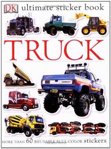 Truck (DK Ultimate Sticker Books) por DK Publishing
