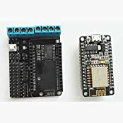 Saver (Wifi Car Dedicated) NodeMcu Lua ESP8266 ESP-12E + WiFi Motor Drive Expansion Board