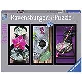 Ravensburger 16289 - Zen Augenblicke - 3 x 500 Teile Puzzle