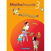 Mathefreunde - Nord/Süd - alle Ausgaben: 3. Schuljahr - Ferienheft